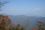 原生の山々